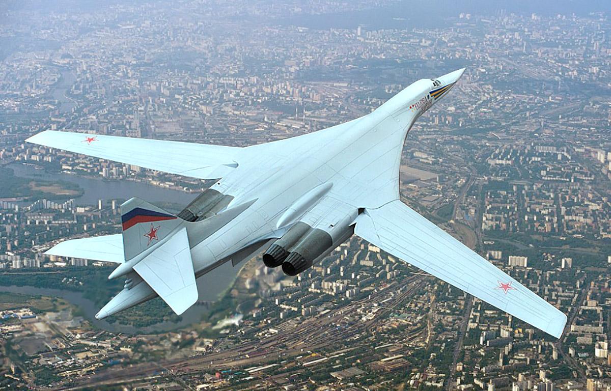Nga hé lộ dự án khủng máy bay siêu thanh chở khách dựa trên Tu-160